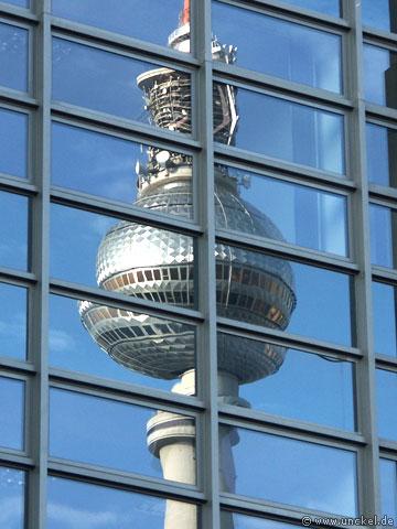 Berliner Fernsehturm, Berlin 2007