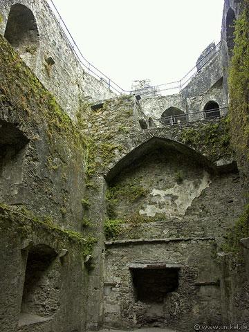 Blarney Castle, Ireland - Éire 2006