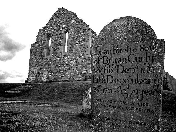 Clonmacnoise, Ireland - Éire 2006