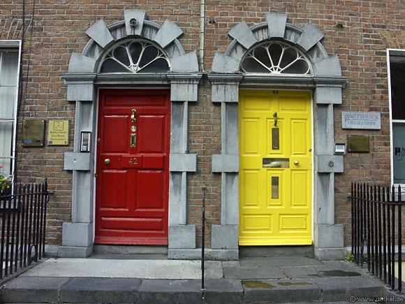 Mut zur Farbe, Ireland - Éire 2006