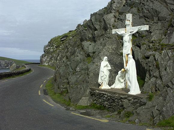 Slea Head - Westlichster Punkt Irlands, Ireland - Éire 2006