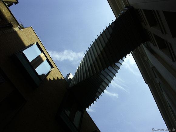 Übergang bei Covent Garden, London 2006