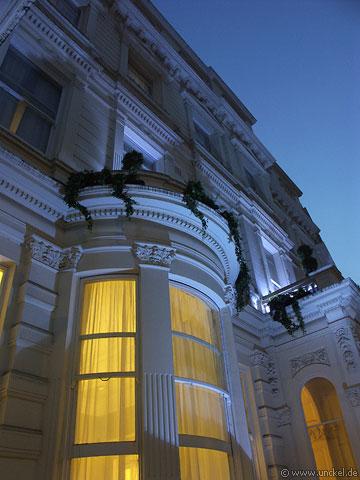 Best Western Paddington Court Hotel by Night, London 2006