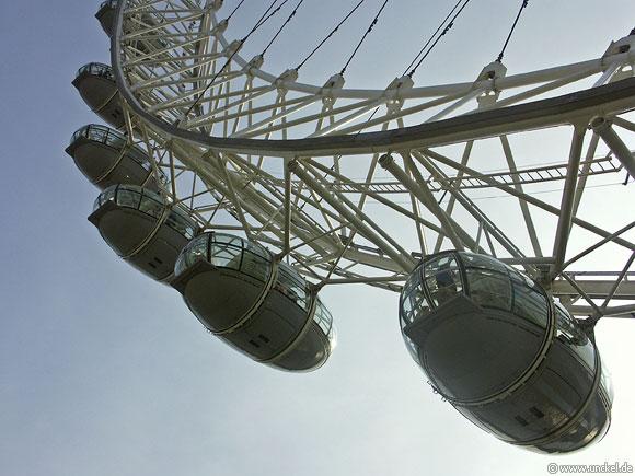 London Eye, London 2006