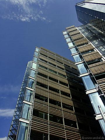 Hochhaus beim Paddington Basin, London 2006