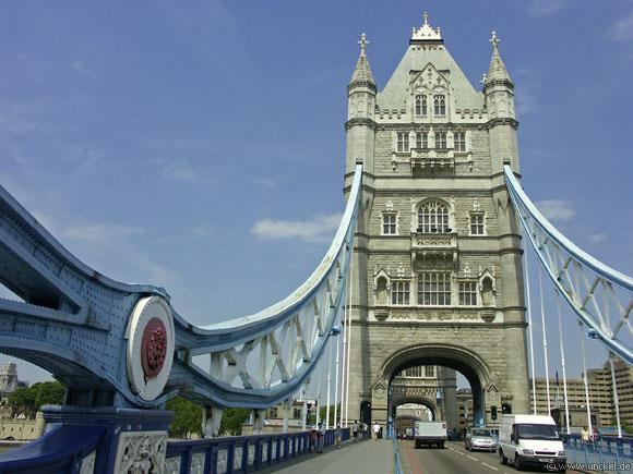 Tower Bridge, London 2006
