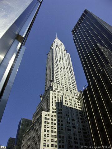 Chrysler Building, New York 2004