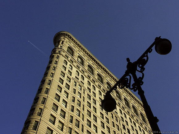 Flatiron, New York 2004