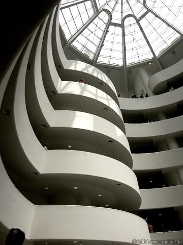 Guggenheim Museum, New York 2004