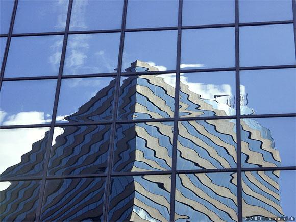 Spiegelungen, New York 2004