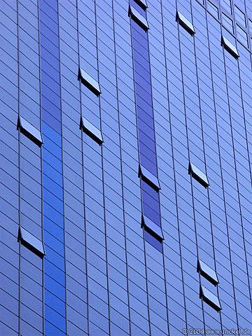 Skyscraper Impressions, New York 2004