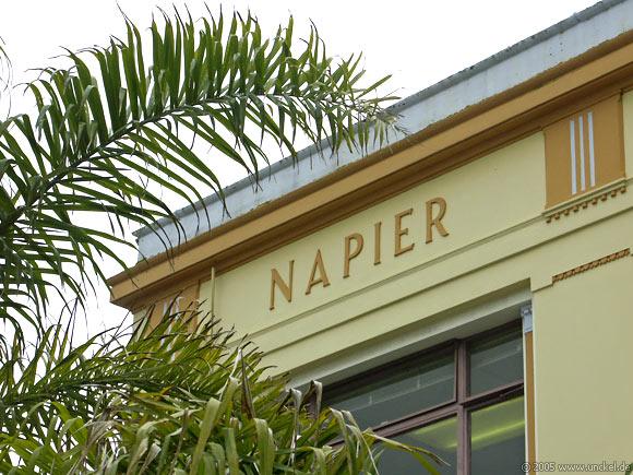 Napier, New Zealand - Aotearoa 2004/05