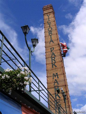 Victoria Markt Auckland, New Zealand - Aotearoa 2004/05