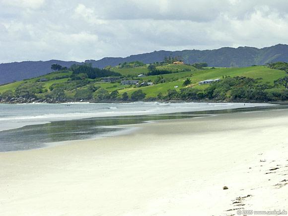 Waipo Cove, New Zealand - Aotearoa 2004/05