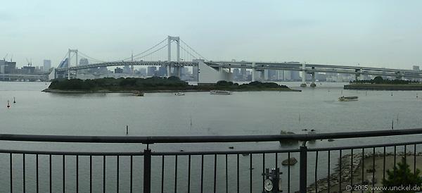 Rainbow Bridge, Tokyo - 東京 2005