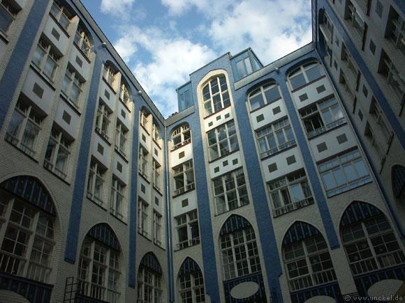 Hackeschen Höfe, Berlin 2007