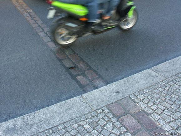 Hier stand die Berliner Mauer, Berlin 2007