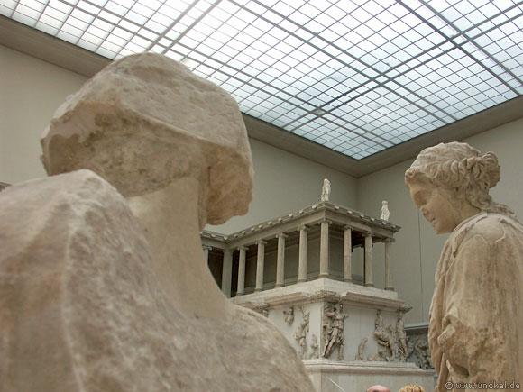 Im Pergamonmuseum, Berlin 2007