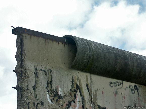 Berliner Mauer, Berlin 2007