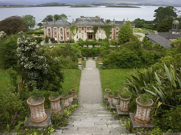 Bantry House, Ireland - Éire 2006