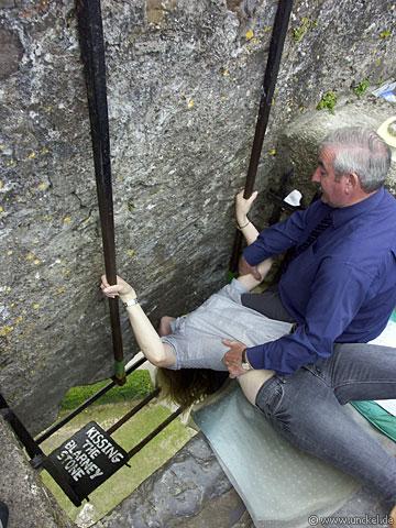 Blarney Stone - Wer Herpes will? Bitte!, Ireland - Éire 2006