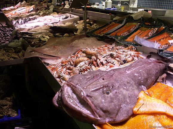 English Market in Cork, Ireland - Éire 2006