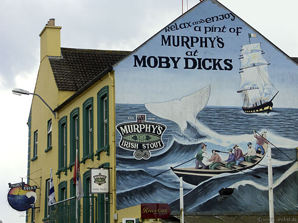 Filmversion von Moby Dick wurde hier gedreht, Ireland - Éire 2006
