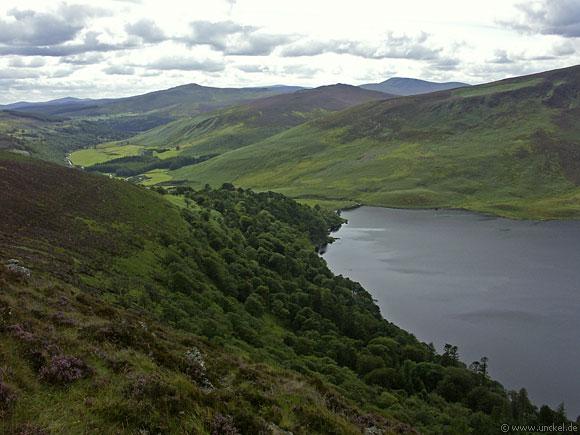 Wicklow Mountains, Ireland - Éire 2006
