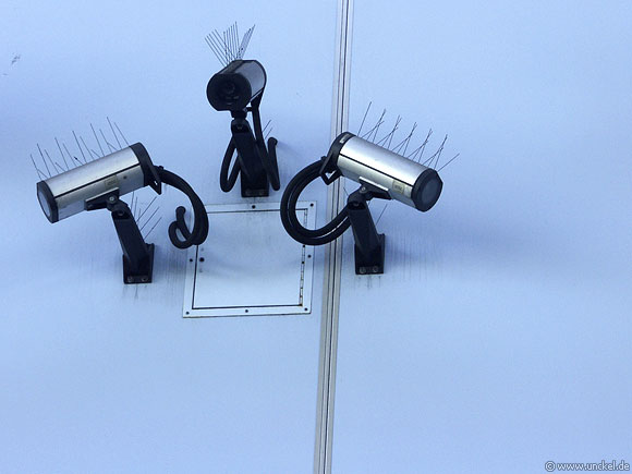Big Brother is watching you!, London 2006