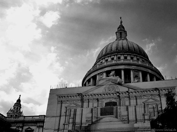 St. Paul's Cathedral, London 2006
