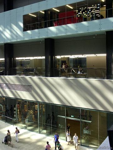 Tate Modern Museum, London 2006