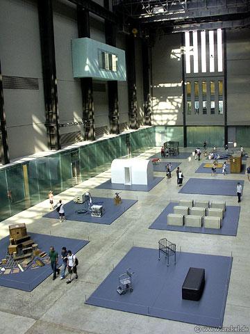 Tate Modern Museum Ausstellung, London 2006