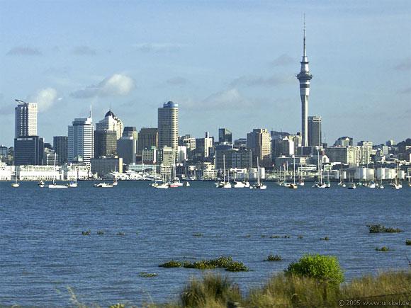 Auckland, New Zealand - Aotearoa 2004/05