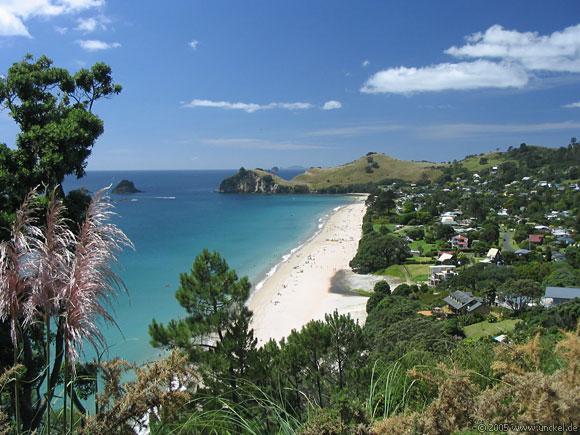 Hahei Beach, New Zealand - Aotearoa 2004/05