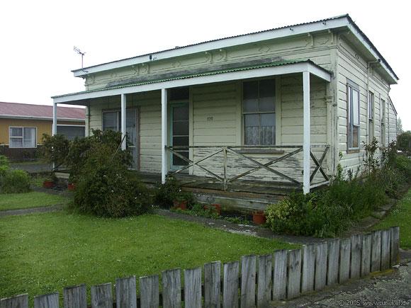 Dannevirke, New Zealand - Aotearoa 2004/05