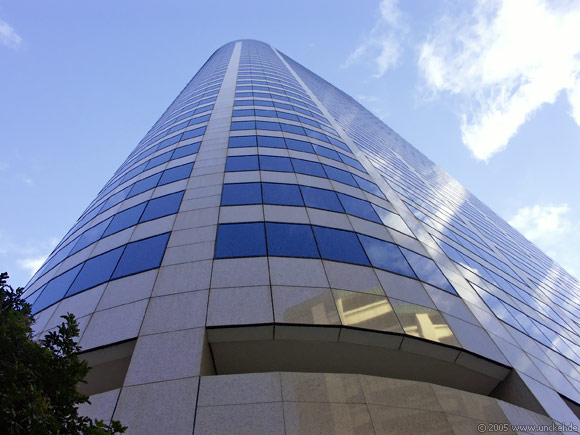 Eines der höchsten Gebäude, New Zealand - Aotearoa 2004/05