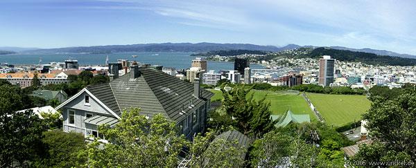 Wellington, New Zealand - Aotearoa 2004/05