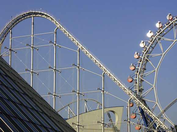 LaQua, Tokyo - 東京 2005