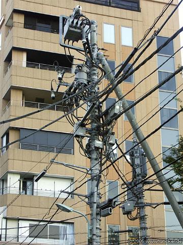 Strommast, Tokyo - 東京 2005